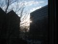 Sun Through Window